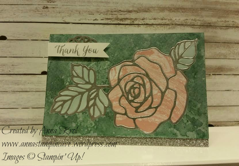 Stampin' Up! Rose Wonder Bundle