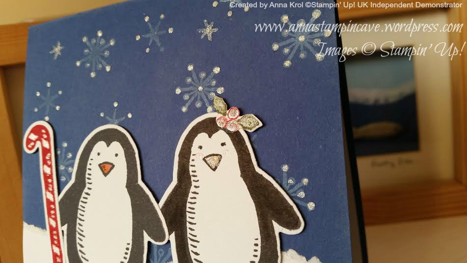 Snow Friends by Stampin' Up!