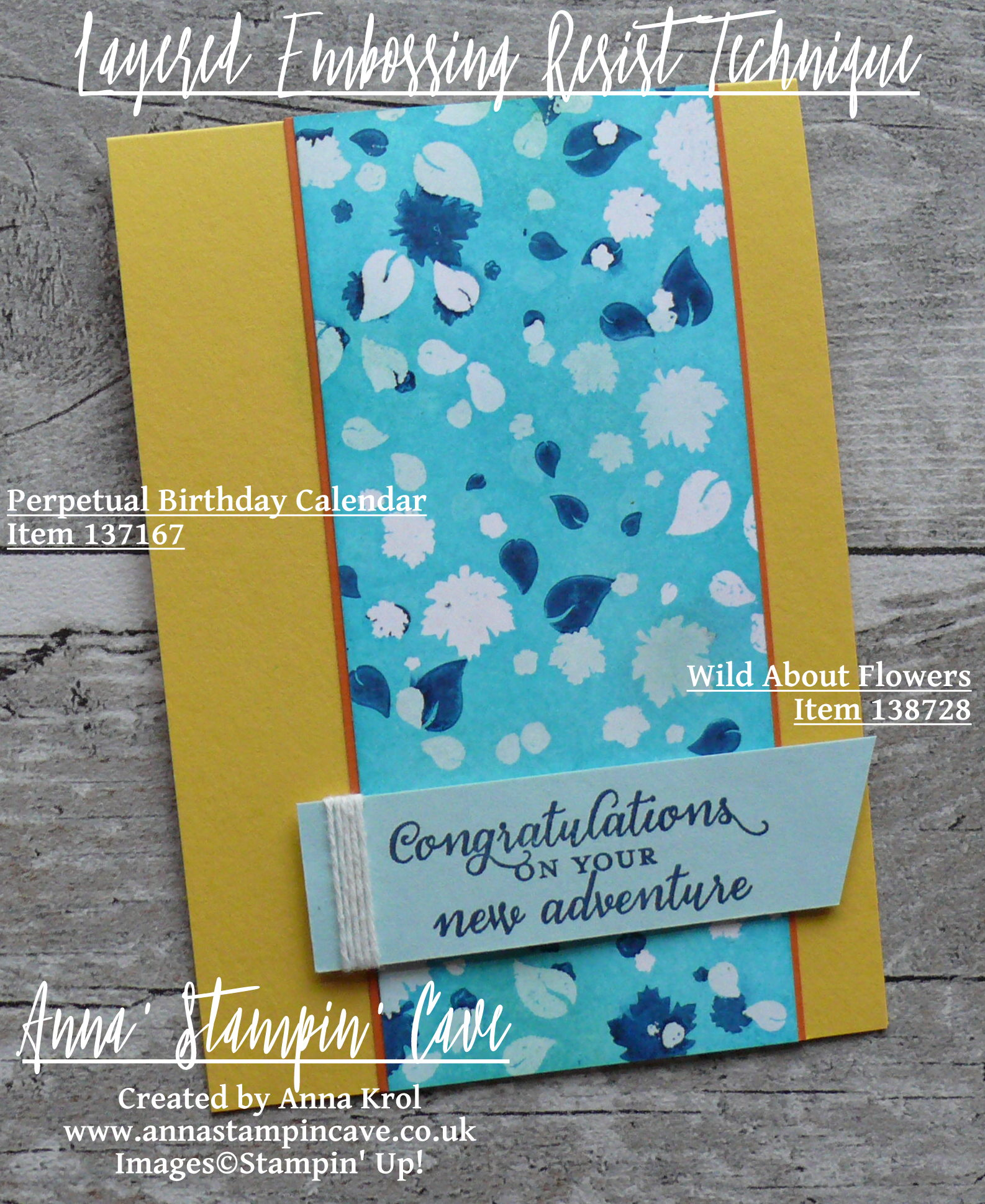 anna-stampin-cave-layered-embossing-resist-technique-using-perpetual-birthday-calendar-and-wild-about-flowers-stamp-sets