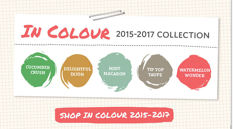 In Colours 2015-2017