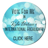 Vote for me Kylie's Highlights Badge