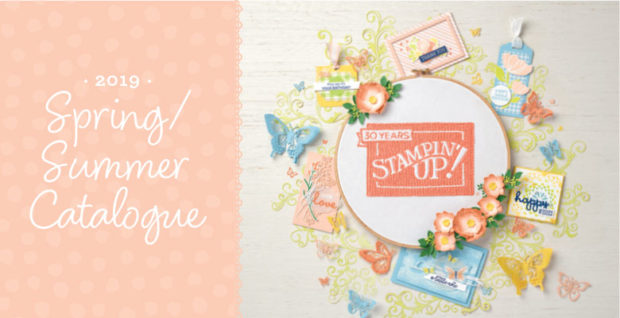 Anna' Stampin' Cave - Stampin' Up! Spring Summer Catalogue 2019