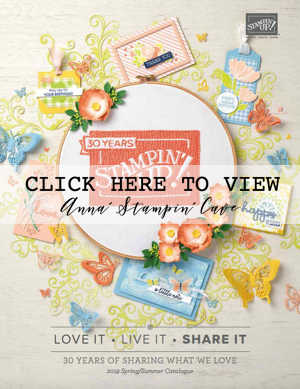 Anna' Stampin' Cave - Stampin' Up! Spring Summer Catalogue 2019 PDF