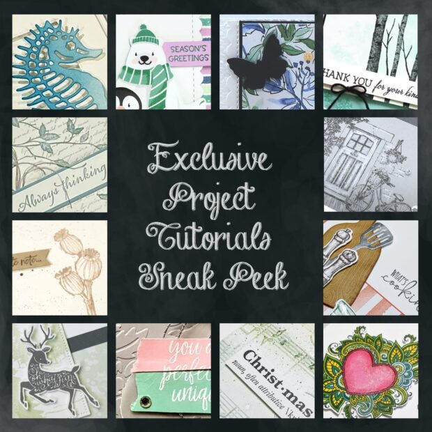 FREE Exclusive PDF Tutorials bundle with every order of £25+